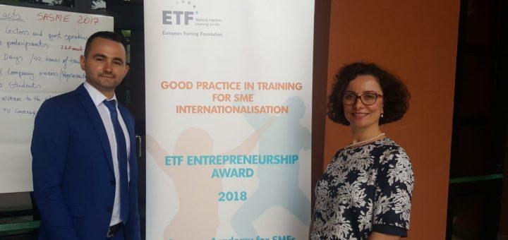 SME Albania merr pjesë në Good Practice Forum 2018